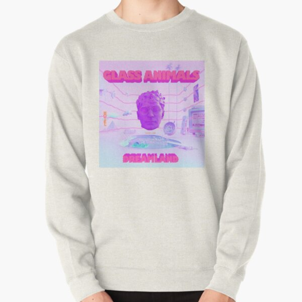 Glass Animals - Dreamland  Pullover Sweatshirt
