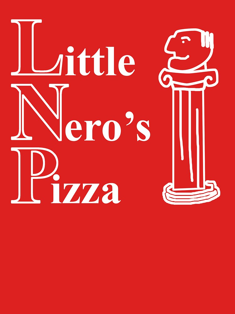 Little Nero's Pizza | Unisex T-Shirt