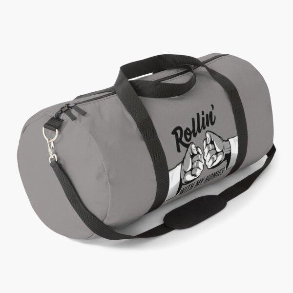 Jiu Jitsu Rolling Duffle Bag