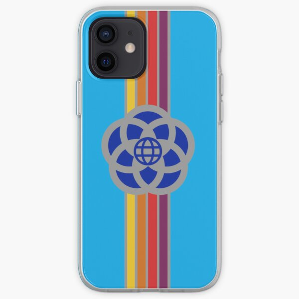 Old Epcot Logo iPhone Case iPhone Soft Case