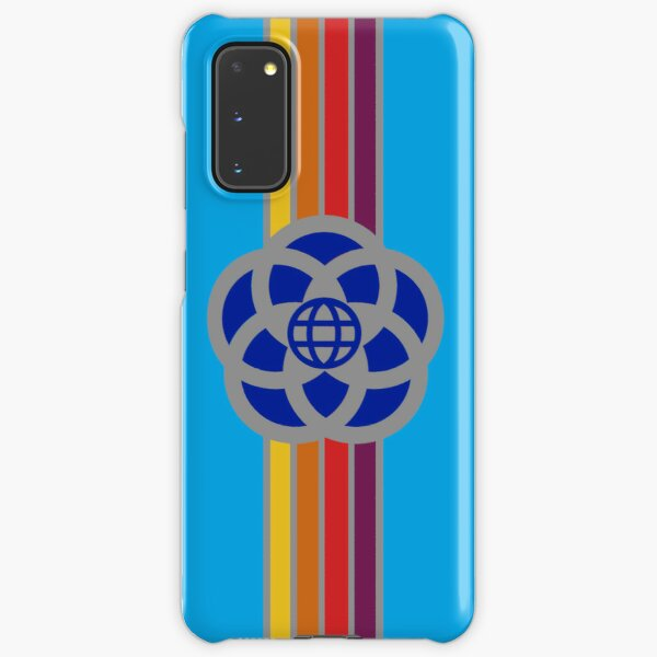Old Epcot Logo iPhone Case Samsung Galaxy Snap Case