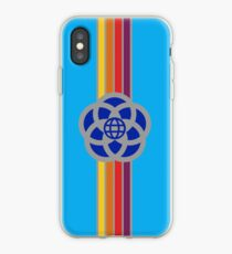 Old Epcot Logo iPhone Case iPhone Case