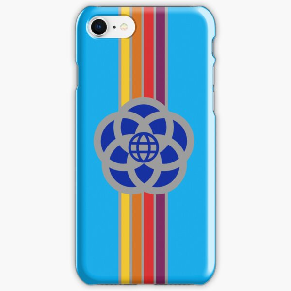 Old Epcot Logo iPhone Case iPhone Snap Case