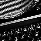 Typewriter 3 by Falko Follert