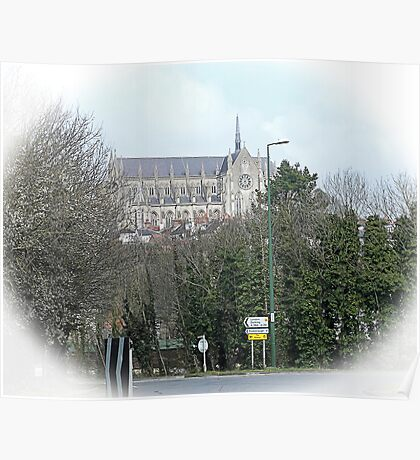 Arundel Cathedral Poster