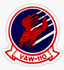 VAW-110 Firebirds  Sticker