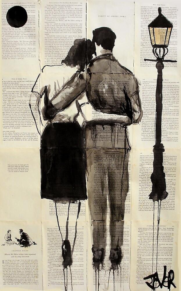 nostalgia by Loui  Jover