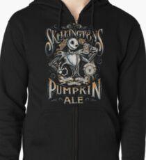 Jack's Pumpkin Royal Craft Ale Zipped Hoodie