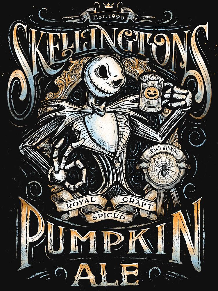 Jack's Pumpkin Royal Craft Ale by kolabs