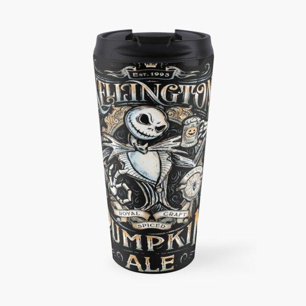 Jack's Pumpkin Royal Craft Ale Travel Mug