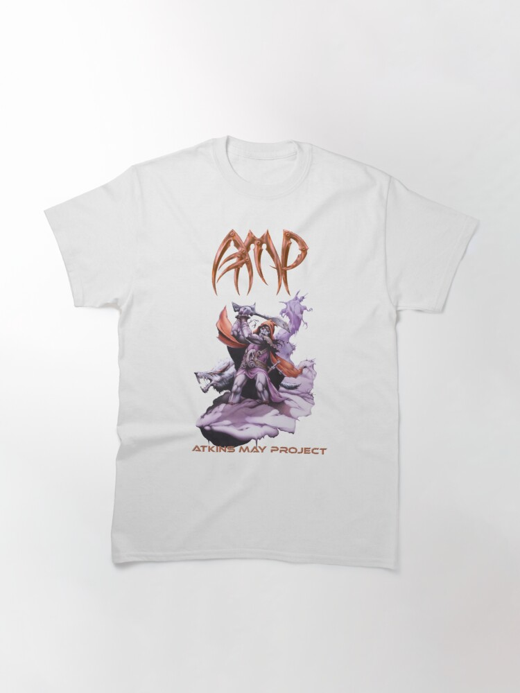 Alternate view of AMP Final Cut T shirt Classic T-Shirt