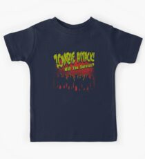 Zombie Attack! Kids Clothes
