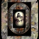 Madonna and child. by S Fisher