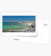 The Basin - Rottnest Postcards