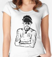 GG SCUM Women's Fitted Scoop T-Shirt