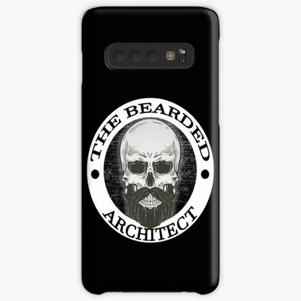 Bearded Skull Architect Gift Samsung Galaxy Snap Case