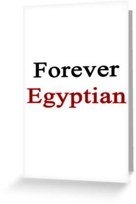 Forever Egyptian by supernova23