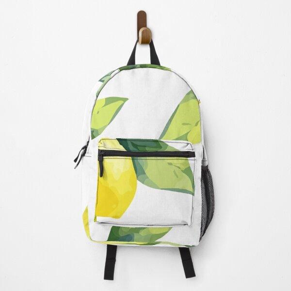 Garden lemons Backpack