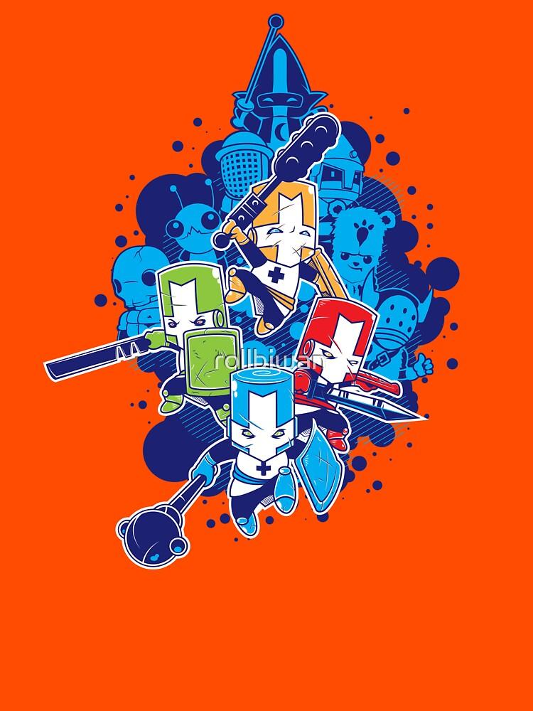 Crashers | Unisex T-Shirt