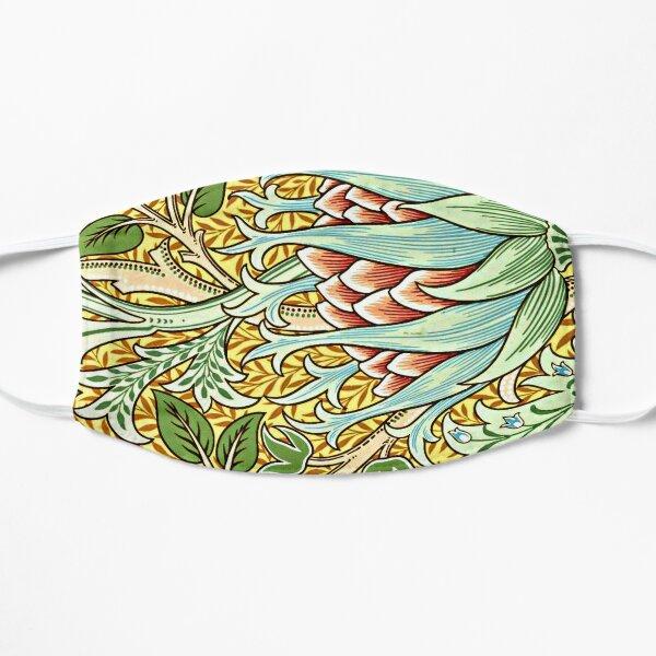Artichoke, a William Morris pattern Flat Mask
