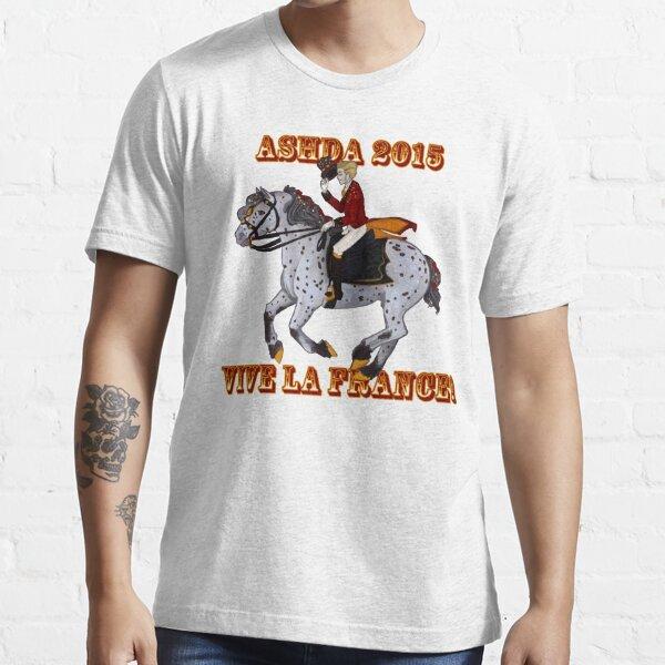 Limited Edition Vive la France Design! Essential T-Shirt