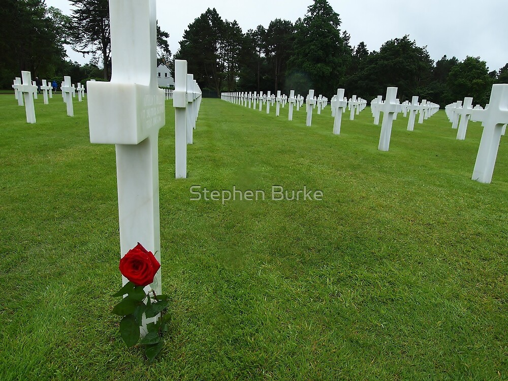 They gave it All by Stephen Burke