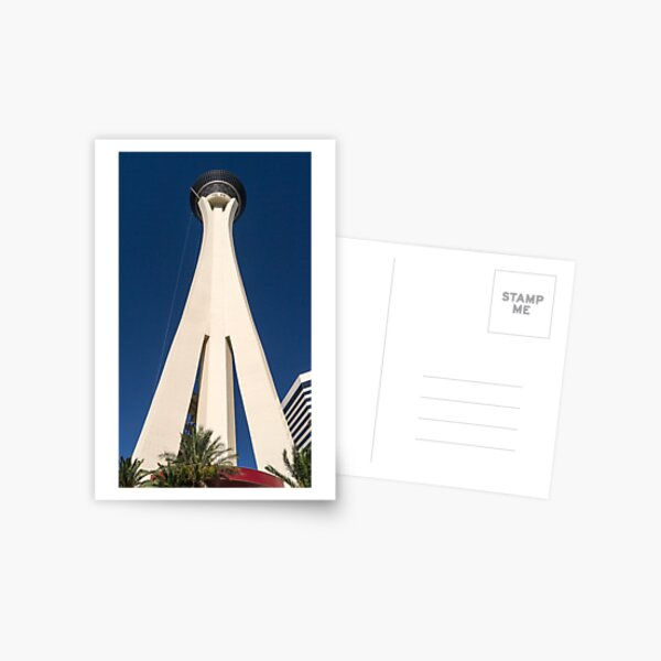 Stratosphere Las Vegas Postcard