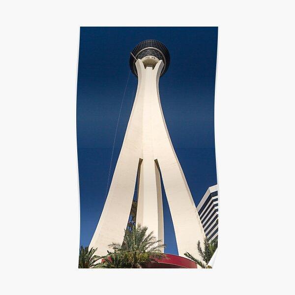 Stratosphere Las Vegas Poster