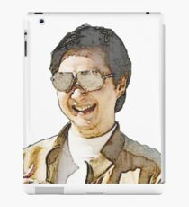 Mr. Chow iPad Case/Skin
