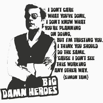 Big Damn Heroes: Simon by enigma630