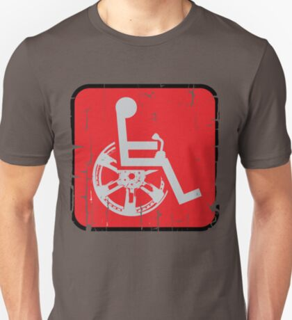 Handicapable Sports: Street Racer T-Shirt
