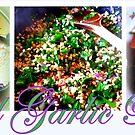 Wild garlic pesto by ©The Creative  Minds