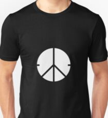 Universal Unbranding - Peace and War Unisex T-Shirt