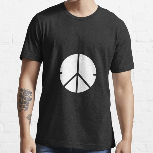 Universal Unbranding - Peace and War Essential T-Shirt