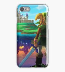 Zelda!! iPhone Case/Skin