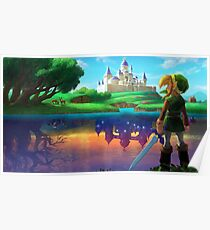 Zelda!! Poster