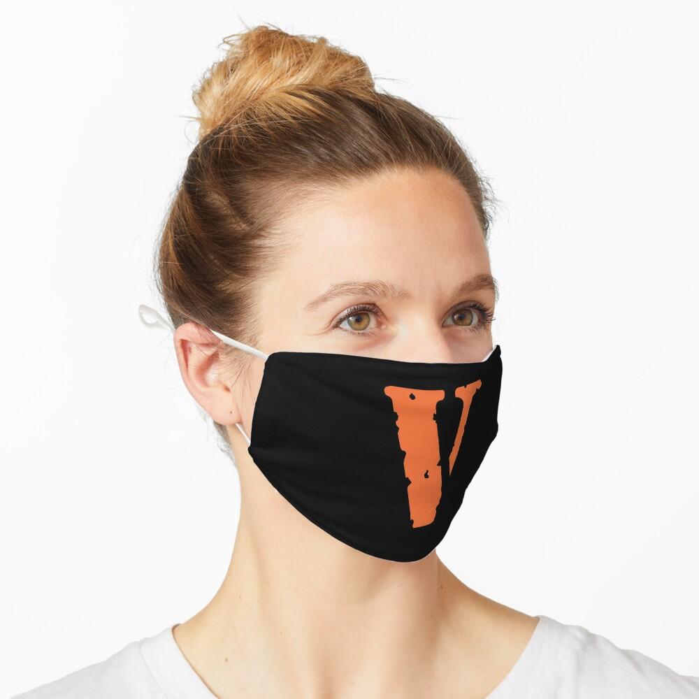Máscara con logotipo de Vlone - Awge - streetwear - & amp; amp; quot; Vlone & amp; amp; quot; Mascarilla