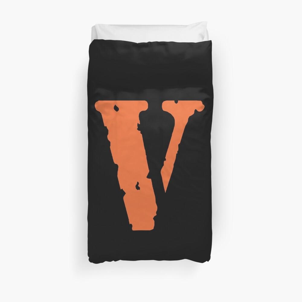 Vlone Logo Mask - Awge - streetwear - & amp; quot; Vlone & amp; quot; Duvet Cover