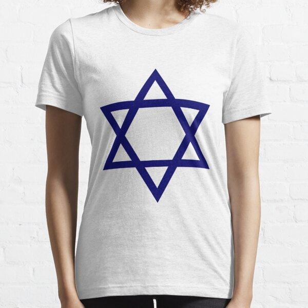 Jewish Star of David Essential T-Shirt