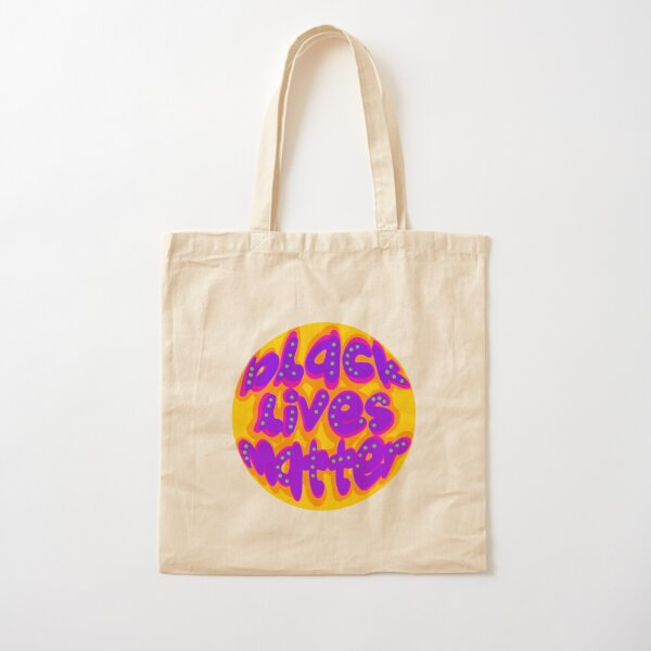 Black Lives Matter Artwork, all proceeds to MASI Ireland Cotton Tote Bag