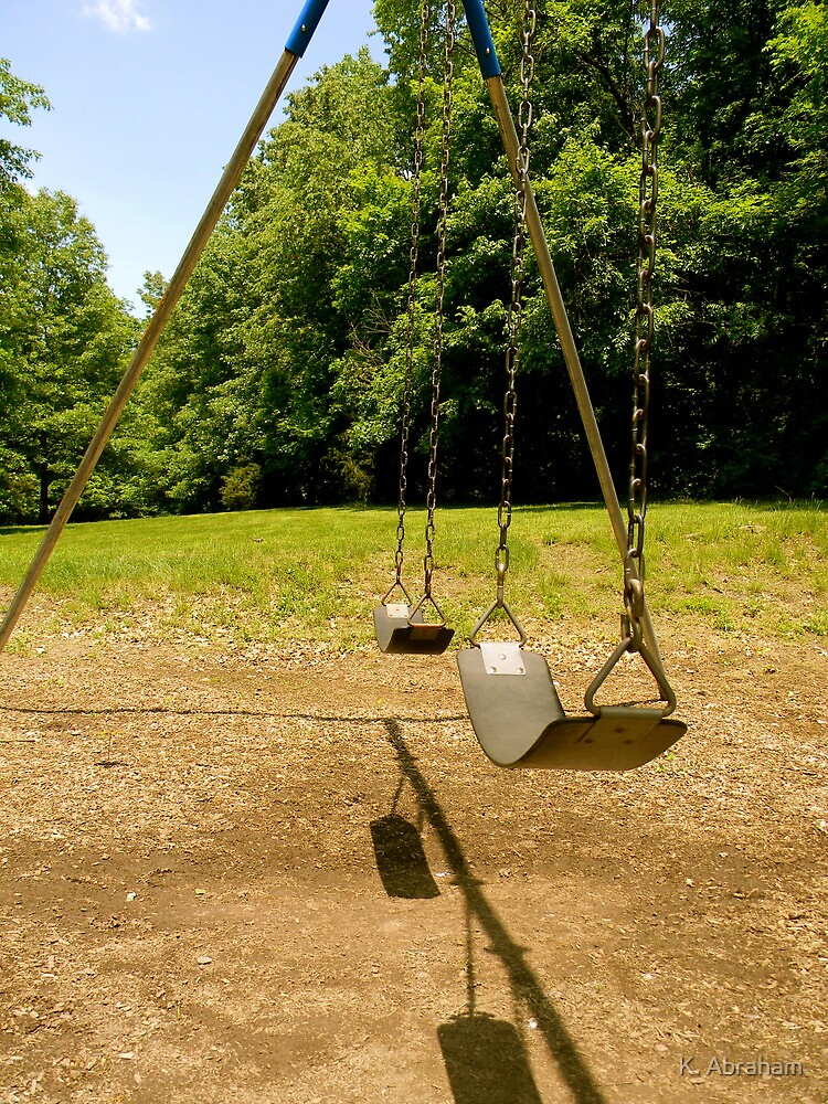 Swingset by K. Abraham
