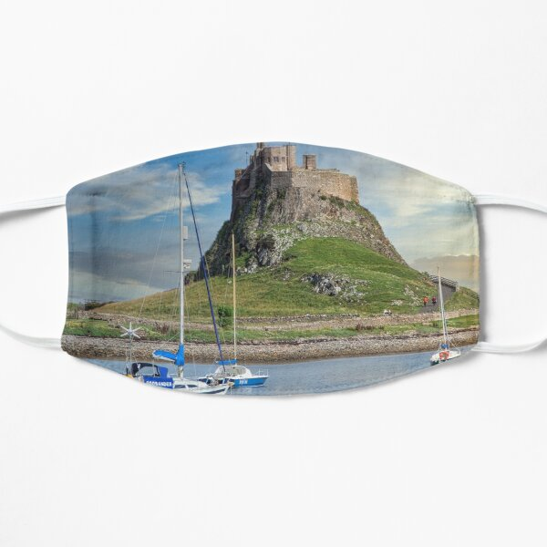 Lindisfarne Castle and Harbour Mask