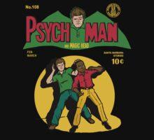 Psychman and Magic Head | Women's T-Shirt