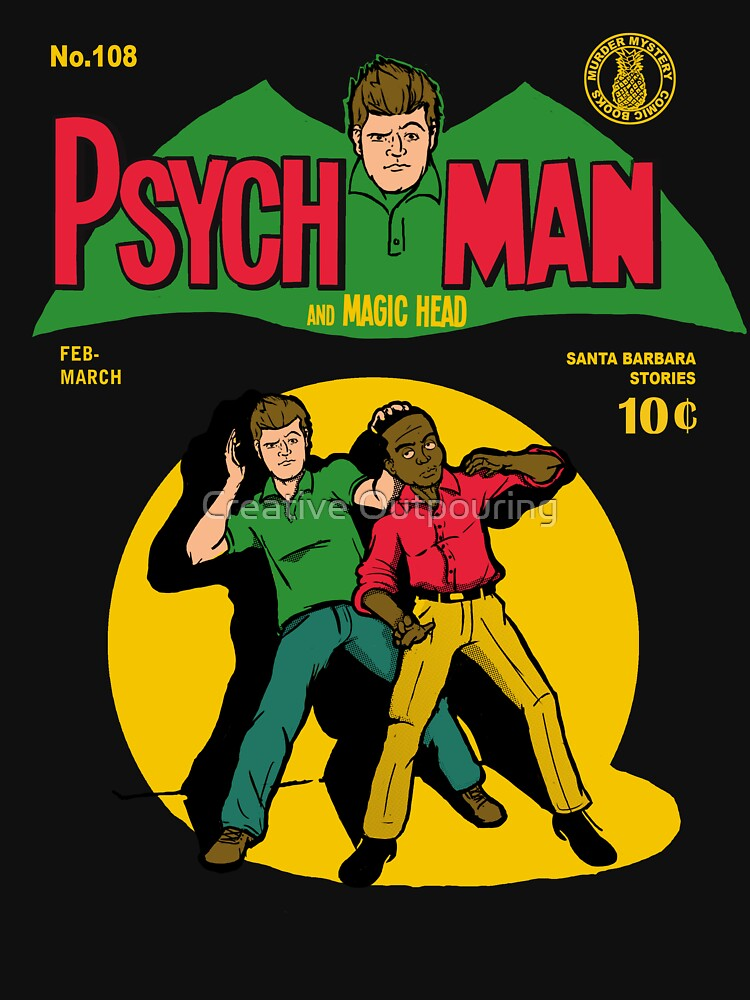 Psychman and Magic Head | Women's T-Shirt