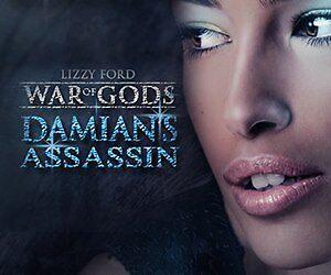 Damian's Assassin Web Button by Regina Wamba