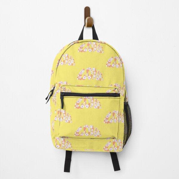 60s Daisy Love Backpack