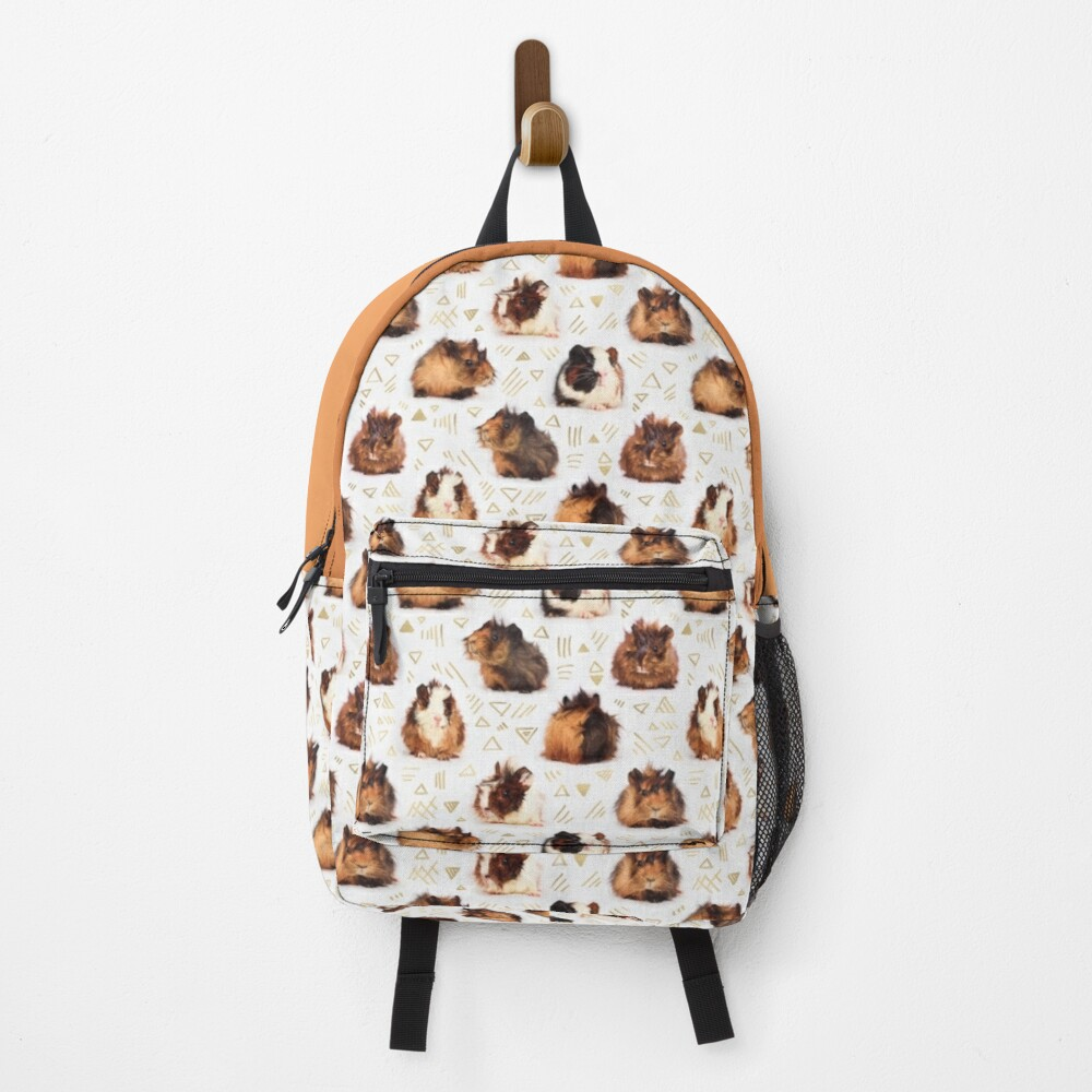 The Essential Guinea Pig Backpack