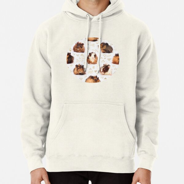 The Essential Guinea Pig Pullover Hoodie