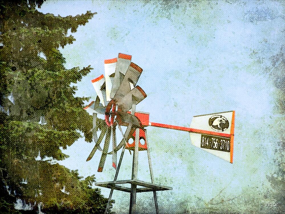 wind mill by vigor