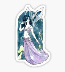 Blue Fairy Sticker